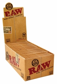 RAW PAPERS 1/2  - 1 Box